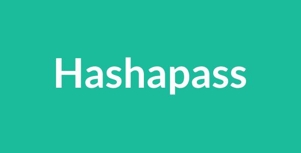 Securitate cu generatorul de parole Hashapass